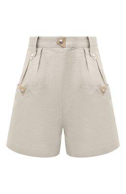 Хлопковые шорты Isabel Marant Etoile SH0358-20A030E/PALIN0