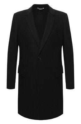 Шерстяное пальто Dolce&Gabbana G007ST/HUMJ2