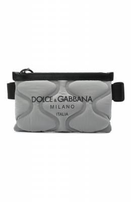 Текстильная поясная сумка Palermo tecnico Dolce&Gabbana BM1730/AW140