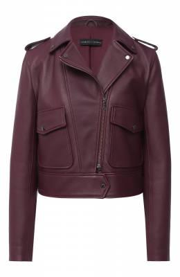 Кожаная куртка Maslov K02