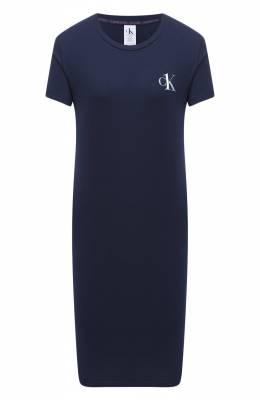 Хлопковая сорочка Calvin Klein QS6358E