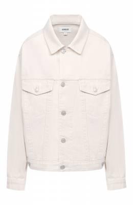 Джинсовая куртка Agolde A5010-1183