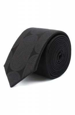Шелковый галстук Dolce&Gabbana GT149E/G0JML