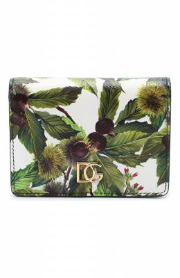 Кожаное портмоне Dolce&Gabbana BI1211/AW665