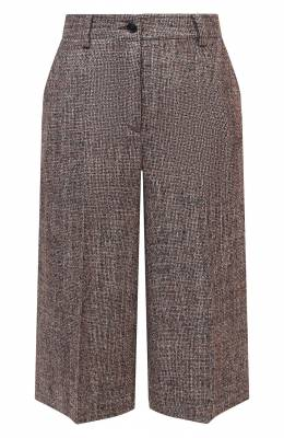 Шерстяные шорты Kiton D50102K05T27