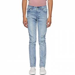 Ksubi Blue Chitch Jeans 1000059431