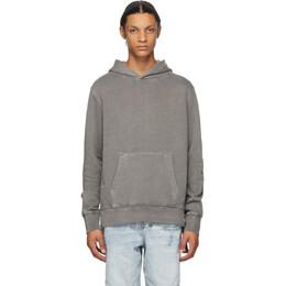 Ksubi Grey Seeing Lines Sweatshirt 5000003776