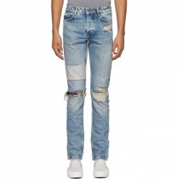 Ksubi Blue Chitch Jinx Remix Jeans 5000004920