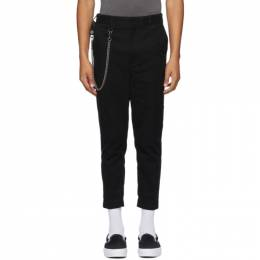Ksubi Black Sid Trousers 5000001082