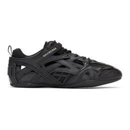 Balenciaga Black Drive Sneakers 624344-W2FN1