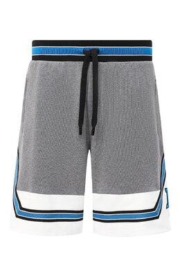 Хлопковые шорты Dolce&Gabbana GW52AZ/G7TNG