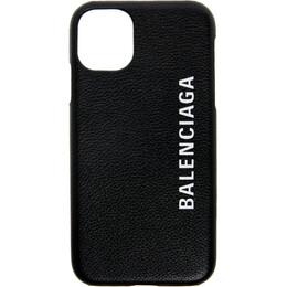 Balenciaga Black Cash iPhone 11 Case 618389-1IZD0