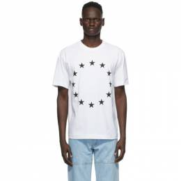 Etudes SSENSE Exclusive White Wonder Europa T-Shirt E16B-427-02