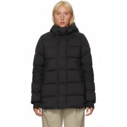 Canada Goose Black Down Alliston Jacket 5076L