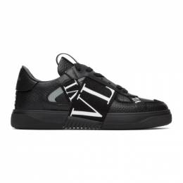 Valentino Black Valentino Garavani VLTN Sneakers UY2S0C58WRQ