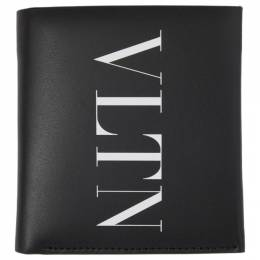 Valentino Black Valentino Garavani VLTN Wallet UY2P0P70LVN