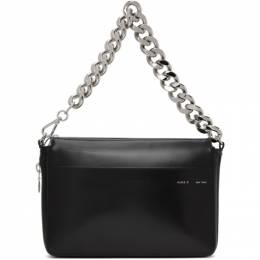 Kara Black Exploded Bike Wallet Bag HB279-0128