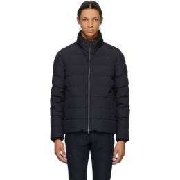 Herno Navy Down Quilted Coat PI050UR 12015