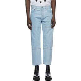 Etudes Blue Corner Denim Stone Jeans E16M-504-08