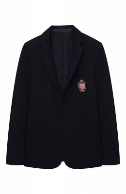 Хлопковый пиджак Dal Lago N068S/8855/13-16