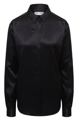 Шелковая рубашка Saint Laurent 512192/Y070N