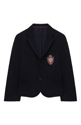Хлопковый пиджак Dal Lago N068S/8855/4-6