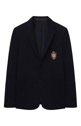 Хлопковый пиджак Dal Lago N068S/8855/7-12