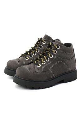 Кожаные ботинки Montelpare Tradition MT19207/M0RBID0NE CATRAME/18-27