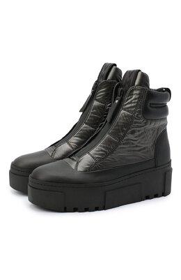 Комбинированные ботинки Vic Matie 1Y5038D.T16TZ0T330