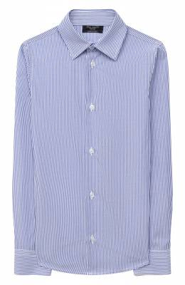 Хлопковая рубашка Dal Lago N402/2837/4-6