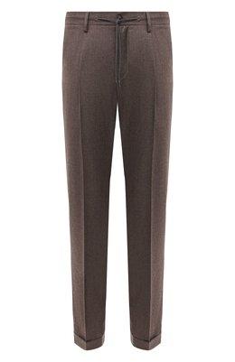 Шерстяные брюки Luciano Barbera 114611/45462