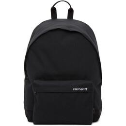 Carhartt Work In Progress Black Payton Backpack I026877 8990