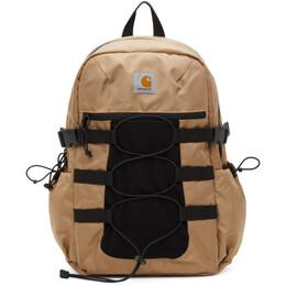 Carhartt Work In Progress Tan Delta Backpack I028151 07E00