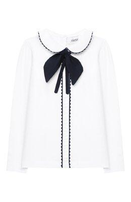 Хлопковая блузка Aletta AJ000457ML/4A-8A