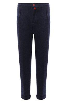 Кашемировые брюки Kiton UFP1LACK01T20