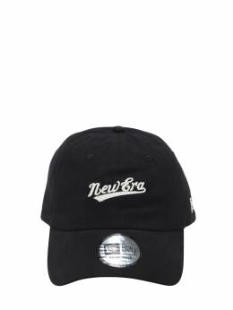 Embroidered Classic Cotton Cap New Era 72IXME059-QkxL0