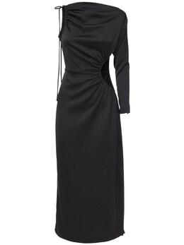 Платье Cyn С Вырезами Cult Gaia 72IXJR004-QkxL0