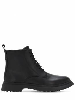 Full Leather Lace-up Boots Camper 72IX18004-MDAx0