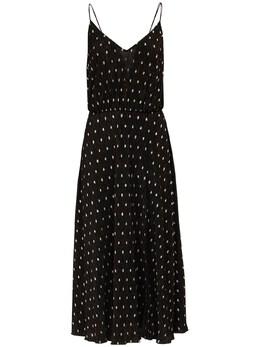 Платье Миди Ofelia Rotate 72IWX3005-MTAwMA2