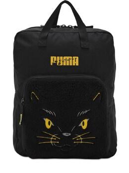 Рюкзак Из Нейлонового Канваса Puma Select 72IWH7035-UFVNQSBCTEFDSw2