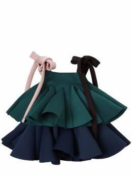 Платье Из Неопрена Nikolia 72IW4K007-TVVMVElDT0xPUg2
