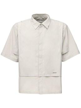 Многослойная Рубашка Intervein C2H4 72IR6R004-R1JFWQ2