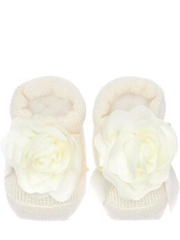 Трикотажные Носки Из Шерсти La Perla 72IOF8026-WDE1