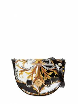 Baroque Print Patent Leather Bag Versace 72ILXR004-WVNKR0Y1