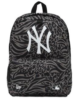 Ny Yankees Animalier Print Backpack New Era 72ILOW034-QkxL0