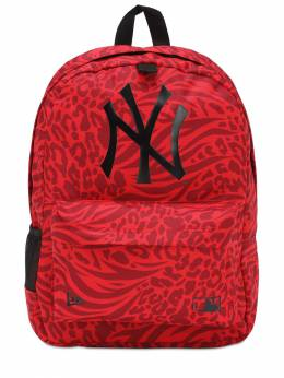 Ny Yankees Nylon Backpack New Era 72ILOW032-RkRS0