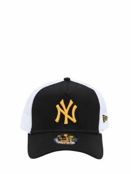 New York Yankees Trucker Cap New Era 72ILOW020-QkxL0