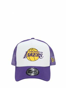 Los Angeles Lakers Trucker Cap New Era 72ILOW007-T1RD0