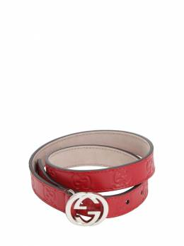 Кожаный Ремень Gucci 72ILAS023-NjQzMw2