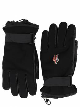 Перчатки Из Искусственной Кожи Moncler Grenoble 72IL72045-OTk50